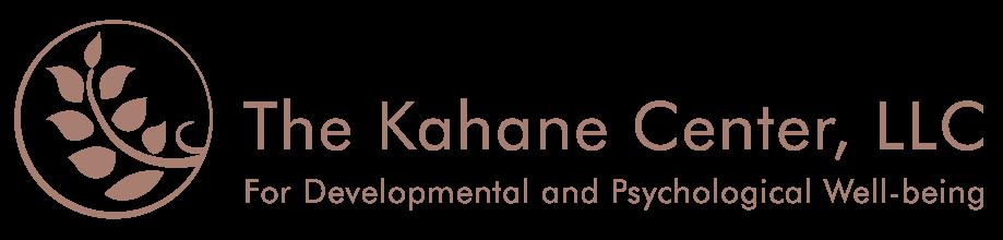 The Kahane Center TKC Logo Horizontal Brown