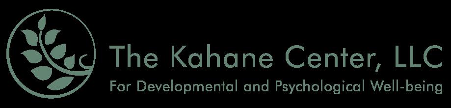 The Kahane Center TKC Logo Horizontal Green