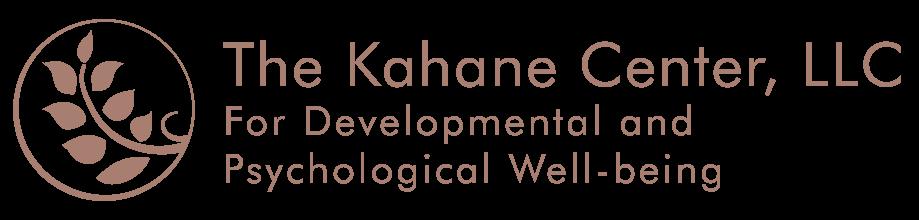 The Kahane Center logo